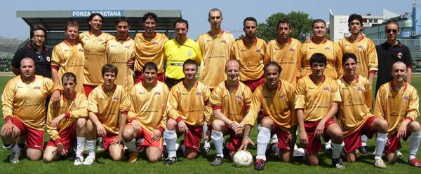 STAGIONE 2008/2009 (CAMPIONATO C.S.I.)