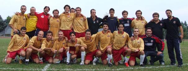 STAGIONE 2009/2010 (CAMPIONATO C.S.I.)