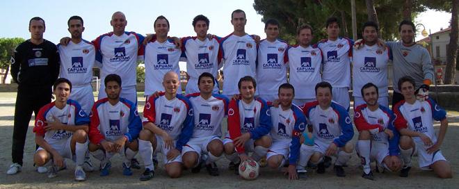 STAGIONE 2010/2011 (CAMPIONATO C.S.I.)
