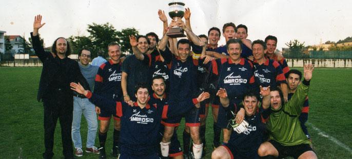 Stagione 2000/2001 (CAMPIONATO ENDAS)